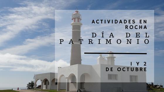 ¡Este Día del Patrimonio llega con una agenda nutrida de actividades!