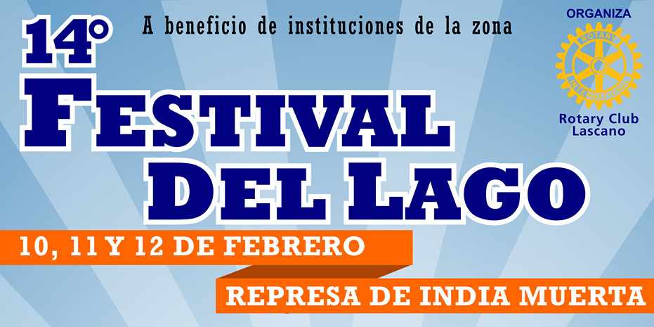 14º Festival del Lago!