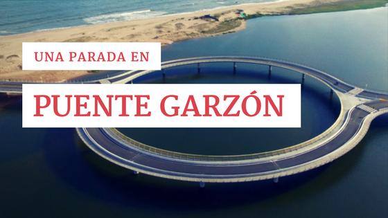 Una parada en Puente Garzón