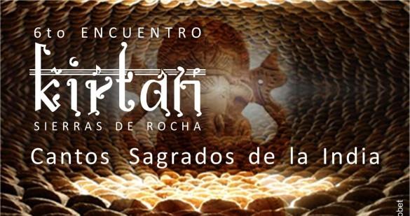 6to Encuentro de Kirtan en las Sierras de Rocha!